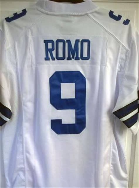 Tony Romo Tires Of by American Football Memorabilia Autographs Collectables