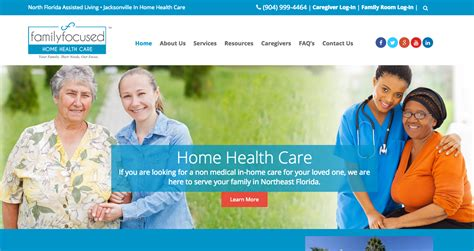 home my family health insurance family focused home health care marketing services