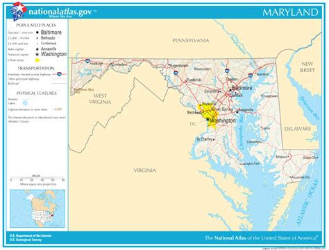 maryland driving map maryland state maps interactive maryland state road maps