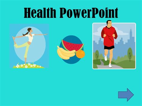 health powerpoint template health powerpoint