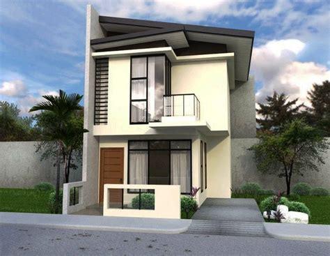 contoh desain rumah minimalis  lantai cantik elegan rumah