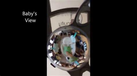 ingenuity swing emerson ingenuity inlighten cradle swing emerson review youtube