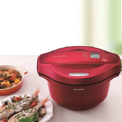 Automatic Otomatis Rice Cooker Kaki 3 healsio automatic cookware kn h24ina terbaik dari sharp untuk memasak otomatis dengan sehat dan