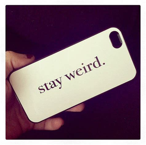quot martin white quot iphone cases skins by fholiday redbubble white quot stay weird quot iphone 5 5s from studs skulls