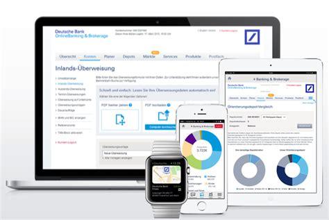 www deutsche bank de onlinebanking deutsche bank banking dies ist m 246 glich