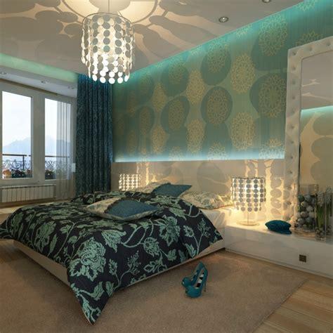 aqua schlafzimmer ideen 30 farbideen f 252 rs schlafzimmer w 228 nde kreativ gestalten
