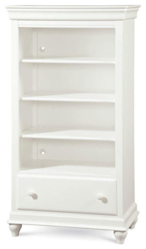 classics 4 0 summer white three shelf bookcase