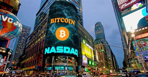 Executive Home Plans by Nasdaq Will Offer Bitcoin Future In June 2018 Wall Street