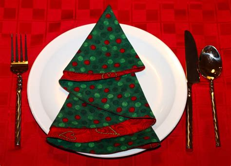 freebies for crafters christmas tree napkins