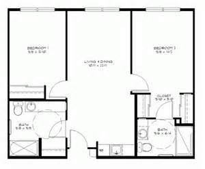 2 Bedroom House Floor Plans floor plans bedroom house plan small bedrooms bathrooms bedroom house