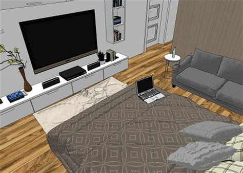 design bedroom using google sketchup free 3d models bedroom elegant bedroom vray visopt