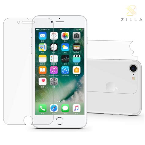 Zilla 2 5d Matte Tempered Glass For Iphone Se 5 5s 5c zilla 2 5d tempered glass curved edge 9h front back for iphone 7 8 jakartanotebook
