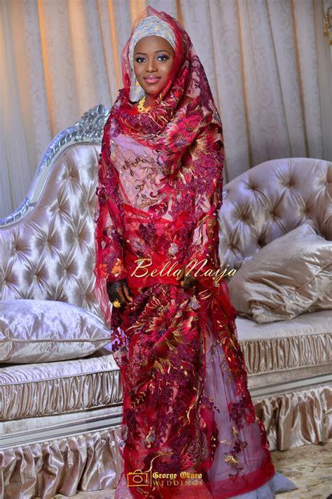 hausa traditional wedding attire zamfara state governors daughters wedding george okoro