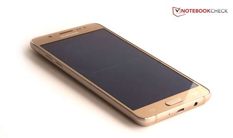 samsung galaxy j5 2016 smartphone review notebookcheck