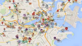 us maps go raids pok 233 mon go fundorte so findest und f 228 ngst du sie alle