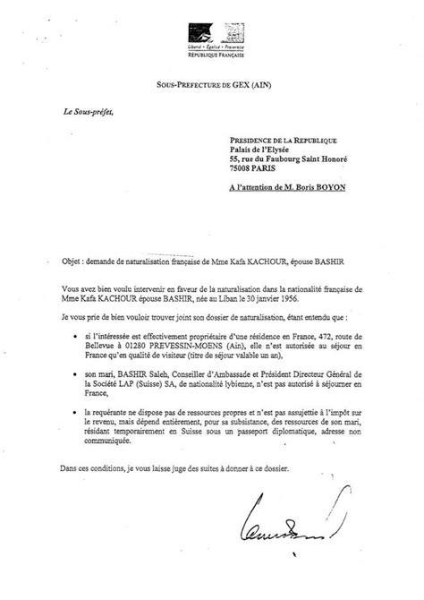 Exemple De Lettre Pour Demande De Nationalitã Libye La Lettre De L Elys 233 E Au Secours De La Famille Saleh Das Baham