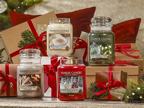 christmas scented candles  independent
