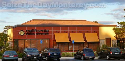 monterey restaurants california pizza kitchen