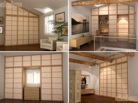 Pareti Mobili Giapponesi by Cinius Pareti E Porte Scorrevoli Shoji Tradizionali