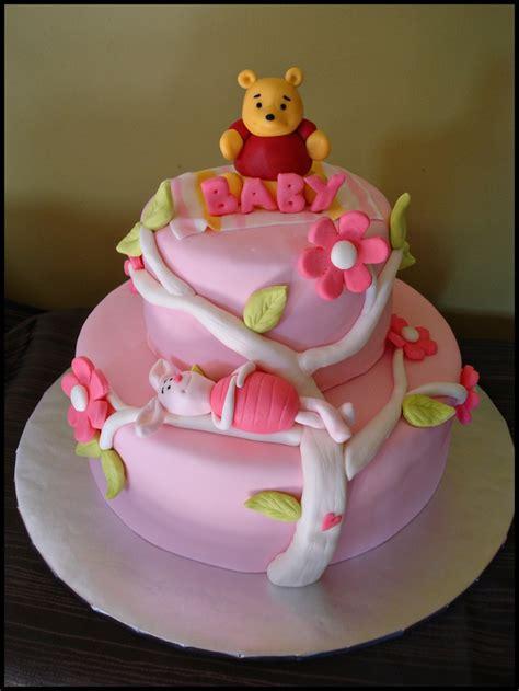 winnie the pooh cake baby shower winnie the pooh baby shower cake klhoe s cake