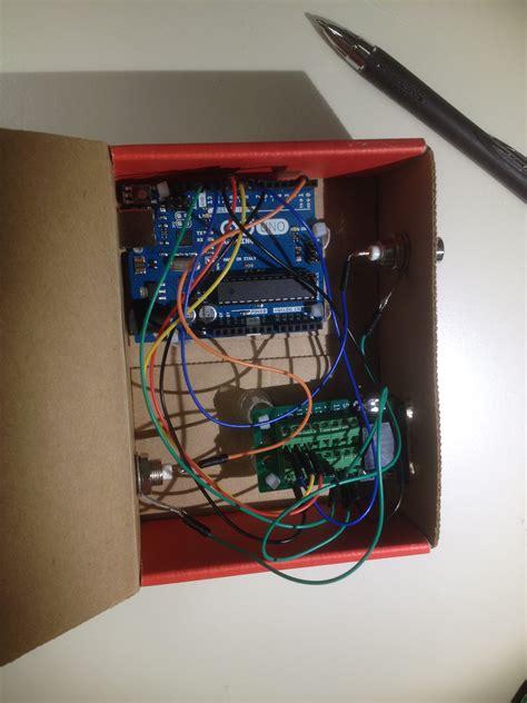 everyday scientist thorlabs lab snacks boxes  arduino