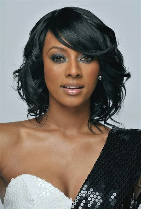 Black Hairstyles Pictures by Hairstyles Black Hair Curly Bob Hairstyles For