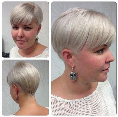 straight bobs for heavy forty 40 cool and contemporary short haircuts for women bobs