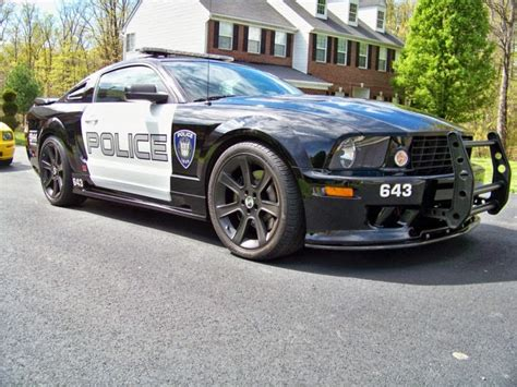 saleen s281 ford mustang from transformers up for