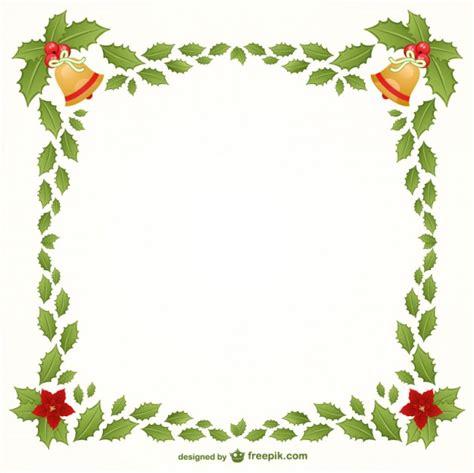 cornici natalizie gratis cornice di natale scaricare vettori gratis