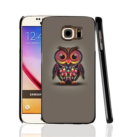 Casing Samsung Galaxy A3 A5 A7 2016 Adidas X4832 08379 owl artwork sweet coloful cell phone protective cover for samsung galaxy a3 a5 a7 a8