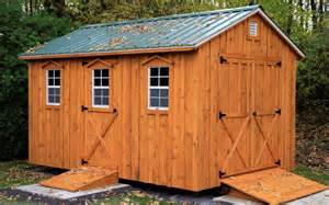 amish shed kits now available amish sheds inc