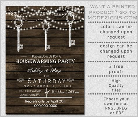 Free House Layout by Housewarming Invitation Template 30 Free Psd Vector