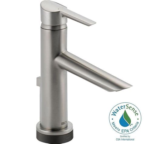 red light on delta touch faucet share the knownledge delta compel single hole single handle bathroom faucet