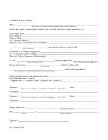Consent Letter For Minors Travelling Abroad acting consent within consent letter for children travelling abroad