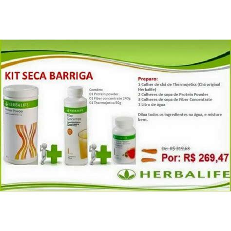 Herbalife Detox Kit by Fiber Mix Herbalife Kit Seca Barriga R 279 99 Bem