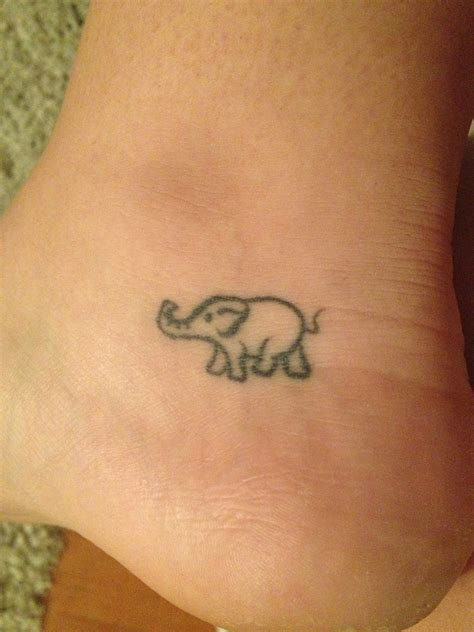 3 elephant tattoo my elephant
