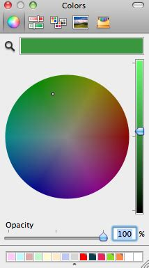 os x color picker colors what is the math the colour wheel stack