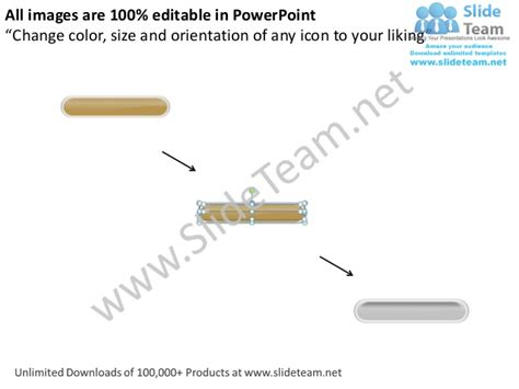 Business Powerpoint Templates 3 Step Marketing Plan Sales business power point templates linear process steps of