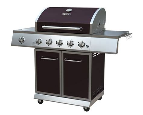 Backyard Grill Jamestown 5 Burner Lp Gas Grill Walmart Ca Backyard Grill 5 Burner