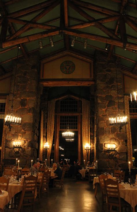 Ahwahnee Dining Room Scenes From Chefs Holidays Part Ii With Lucques Peet S