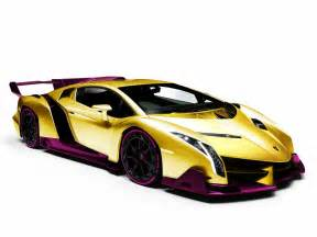 Gold Lamborghini Veneno Gold Lamborghini Veneno Driving Experience 2017 Car