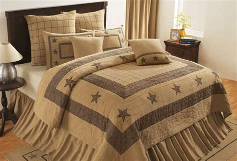 burlap comforter burlap star by ihf home decor beddingsuperstore com