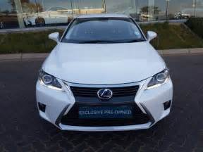 Used Cars For Sale In Ct Used Lexus Ct Ct 200 H S For Sale In Gauteng Cars Co Za