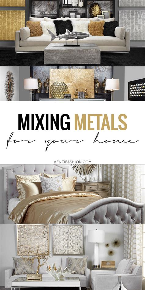 decor accessories for home home decor mixed metals