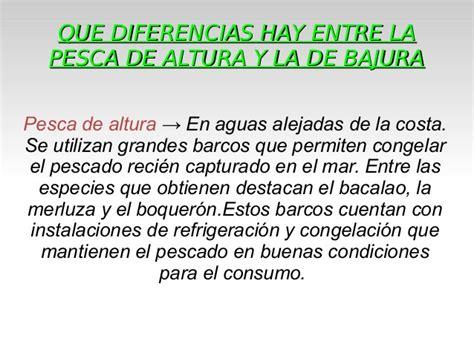 Pesca De Bajura Que Significa 191 que diferencias hay entre la pesca de altura y la de bajura alba