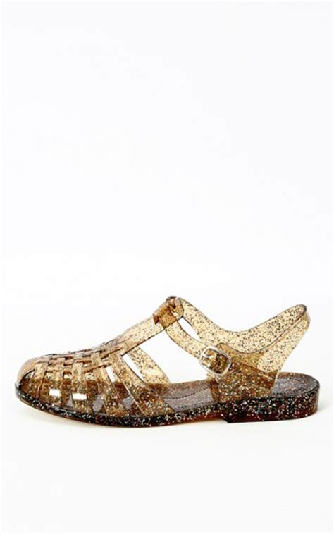 bamboo jelly sandals bamboo amira 01 fisherman clear jelly sandals makemechic