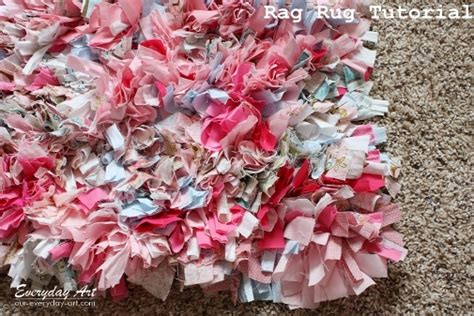 how to rag rug craftaholics anonymous 174 how to make a rag rug tutorial