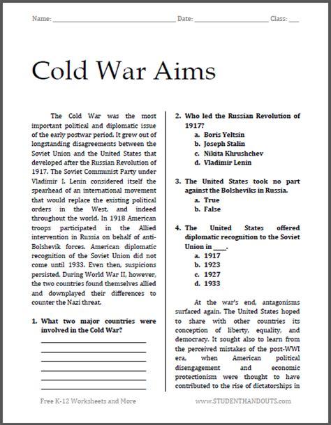 American Worksheets Pdf