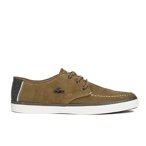 Decks Shoes Aydera Suede Series lacoste s sevrin 2 lcr suede deck shoes clothing thehut