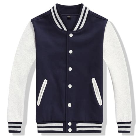 College Letter Jackets Mens Varsity Jacket College Letterman Baseball Jacket Sweatshirt Coat Ebay